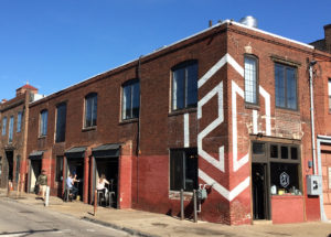 second district brewing in south philadelphia - mural by anthony caroto - 01