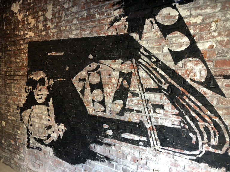 Anchor Rock Club - Atlantic City - Beastie Boys - Ill Communication Mural - by Anthony Caroto (1)