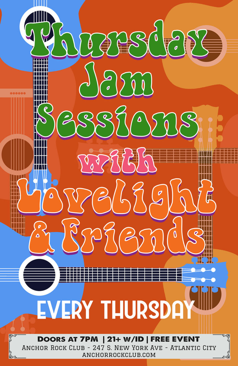 Thursday Jam Sessions with Lovelight & Friends