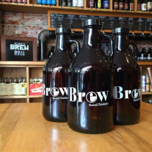 growlers from newbold brew